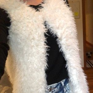 Xhilaration Faux Fur Vest